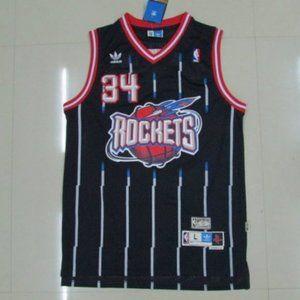 Hakeem Olajuwon Houston Rockets Jerseys